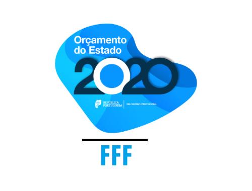 Fundo de Financiamento das Freguesias (FFF) ano 2020