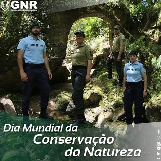 GNR/SEPNA – Dia Mundial da Conservação da Natureza