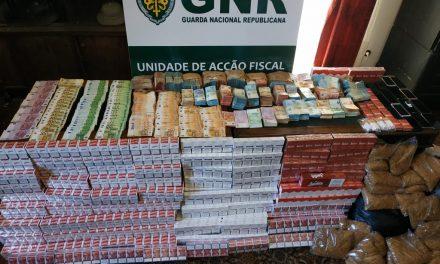 Operação ALECRÍN – Desmantelamento de rede ibérica dedicada à produção e comercialização ilícita de cigarros