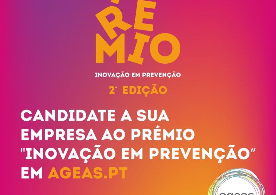 Ageas Seguros lança 2.ª edição do Prémio Inovação em Prevenção