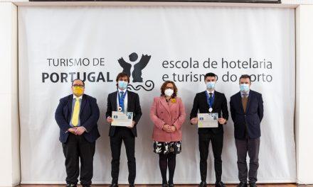 Escola de Hotelaria e Turismo do Porto continua a conquistar prémios nacionais e internacionais