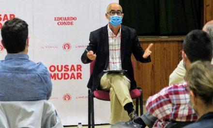 Eduardo Conde ouve cidadãos da freguesia de São Salvador