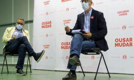Eduardo Conde quer centros cívicos com dinâmica comercial e cultural