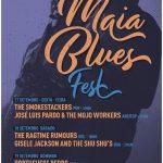 Maia Blues Fest 2021    Os Blues regressam à cidade de Maia