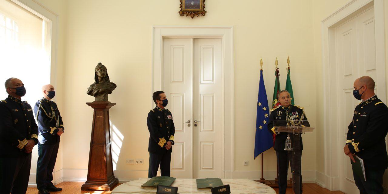 Tomada de Posse do novo Comandante da Unidade de Emergência de Proteção e Socorro (UEPS)