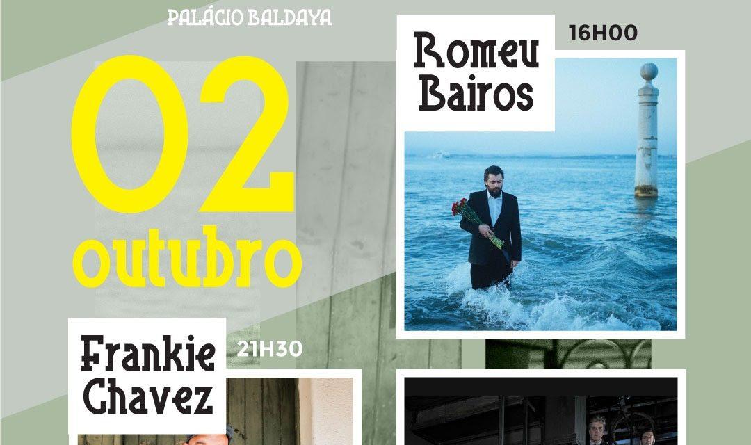 Lisboa Connection Fest Festival acontece já dia 2 de Outubro no Palácio Baldaya