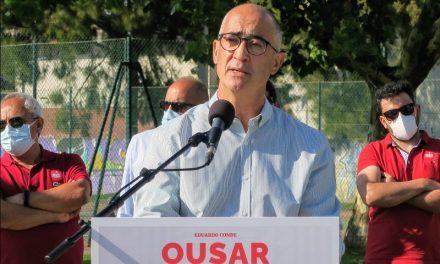 Eduardo Conde apresenta Compromisso Eleitoral