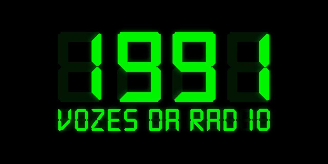 VOZES DA RÁDIO – 1991