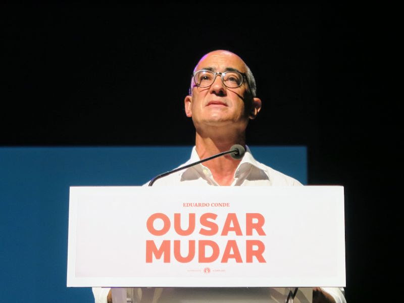 Eduardo Conde garante diminuição de IMI para taxa mínima