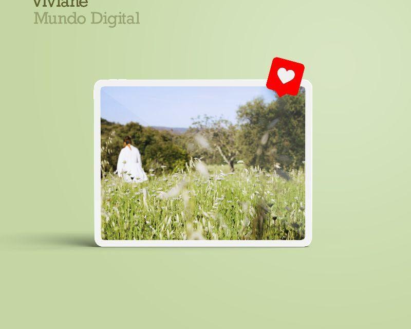 Viviane Mundo Digital é o novo single e traz-nos uma mensagem